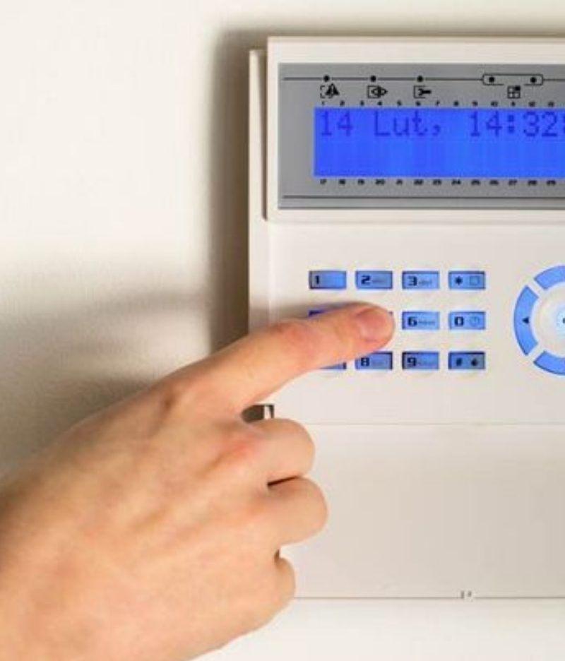 managed intrusion alarm system for retail chains